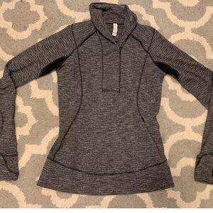 Lululemon 1/2 zip sweater jacket
